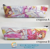 Пенал-дакимакура Ловец карт Сакура (Cardcaptor Sakura) вариант 01