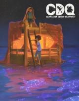 Артбук «Character Design Quarterly 16» [USA IMPORT]
