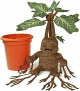 Оригінальна м'яка іграшка The Noble Collection Harry Potter Electronic Plush Mandrake