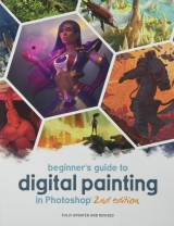 Артбук «Beginner's Guide to Digital Painting in Photoshop 2nd Edition» [USA IMPORT]