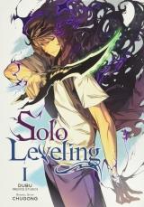 Манга на англійській мові «Solo Leveling, Vol. 1»