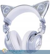 Оригінальні навушники, імітують котячі вушка, від фірми Axent Wear Wireless Limited Edition Ariana Grande ( Bluetooth) Ексклюзивне видання