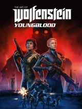 Артбук «The Art of Wolfenstein: Youngblood» [USA IMPORT]