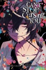 Манга на английском языке «Can't Stop Cursing You, Vol. 1»