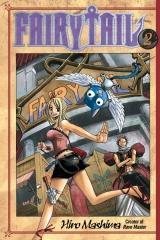 Манга на англійській мові «FAIRY TAIL 2»