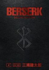 Манга на английском языке «Berserk Deluxe Volume 4»