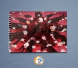 Большой скетчбук А4 (альбом)  «Tokyo Ghoul» Ver. 01