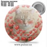Значок Мемные Котики - Memes Cats tape 155