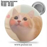 Значок Мемные Котики - Memes Cats tape 159