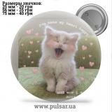 Значок Мемные Котики - Memes Cats tape 160