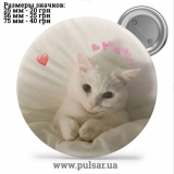 Значок Мемные Котики - Memes Cats tape 165