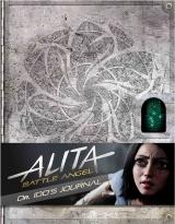 Артбук «Alita: Battle Angel - Dr Ido's Journal» [USA IMPORT]