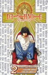Манга на английском языке «Death Note, Vol. 2»
