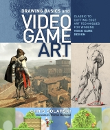Артбук «Drawing Basics and Video Game Art: Classic to Cutting-Edge Art Techniques for Winning Video Game Design» [USA IMPORT]