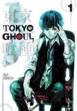 Манга англійською Tokyo Ghoul GN Vol 01
