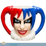 Фірмова скульптурна чашка DC Comics Coffee Mugs - Sculpted Harley Quinn