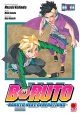 манга Боруто | Boruto | Boruto: Naruto Next Generations том 9