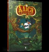 Комикс украинском языке «Алиса в Стране обезьян»