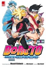 манга Боруто | Boruto | Boruto: Naruto Next Generations том 3