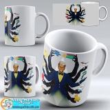 "Чашка ""Гравити Фолз"" (Gravity Falls) - Shiva style"