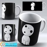 "Чашка ""Ghibli art work"" - Kodama"