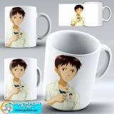 Чашка «Меми-Шінджі Ікарі з чашкою»