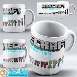 """Чашка """"Minecraft """" tape 3"""