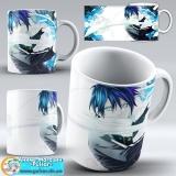 Чашка Noragami  | Бездомный Бог - Rin RIn