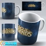 "Чашка ""League of Legends"" -  ""Tape One"""