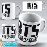 "Чашка ""BTS "" (Bangtan Boys) - Tape 2"
