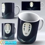 "Чашка ""Ghibli art work"" - No Face tape 1"