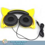 Наушники Cat Ears с подсветкой