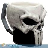 Фірмова скульптурна чашка Marvel Coffee Mugs - The Punisher