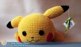 "М`яка іграшка ""Amigurumi"" ""Pikachu 4.0"""