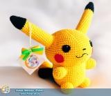 "М`яка іграшка ""Amigurumi"" ""Pikachu 2.0"""