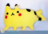 М`яка іграшка Pusheen Ver. Pikachu (Maxi size)