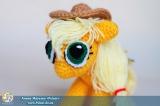 "М`яка іграшка ""Amigurumi"" My Little Pony Friendship is Magic - Applejack"