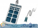 Кулон Doctor Who Alloy
