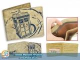 Гаманець Doctor Who
