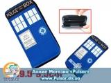 """Кошелек """"Doctor Who"""" модель Long"""