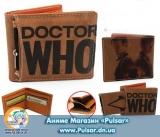 """Кошелек """"Doctor Who"""" модель DW"""