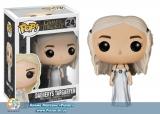 Вінілова фігурка Pop! TV: Game Of Thrones - Wedding Dress Daenerys #24