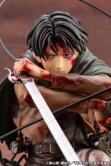 Аниме фигурка «Attack on Titan Figure Rival Ackerman Action Figure Package Ver. Levi »
