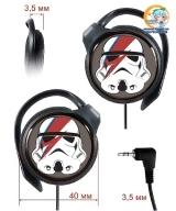 Наушники Star Wars - Trooper (Panasonic)
