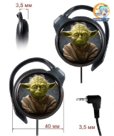 Наушники Star Wars модель Yoda one (Panasonic)