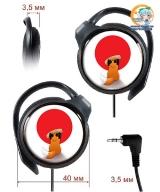 Навушники Japan Foxy (Panasonic)
