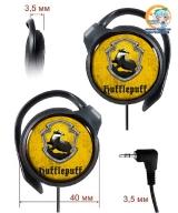 Навушники Harry Potter модель Hufflepuff (Panasonic)