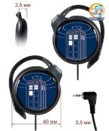 Навушники Doctor Who модель Tardis (Panasonic)