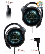 Наушники Harry Potter  модель Deathly Hallows (Panasonic)