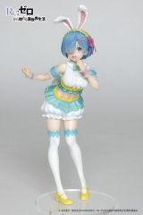 Оригинальная аниме фигурка «Precious Figure Rem ~Happy Easter Ver.~»
